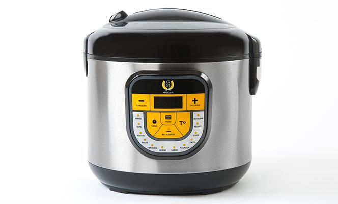 Robot De Cocina Ofertas | Robot De Cocina Programable Beta 5 Litros Freidora Real En Oferta